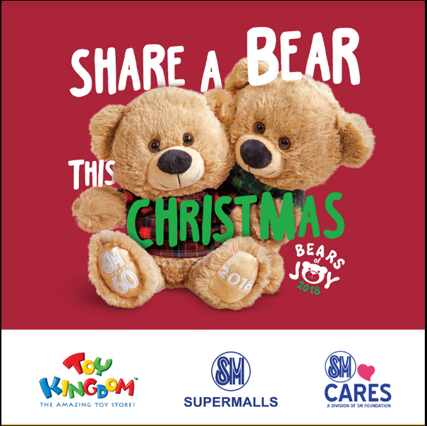 share more joy with sm bears of joy