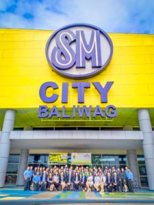 sm city baliwag 10 years