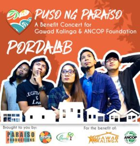 Puso ng Paraiso Concert for A Cause
