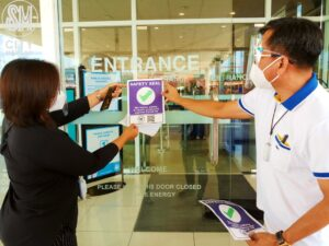 SM City Marilao and SM City Baliwag earn PH's official Safety Seal in the province of Bulacan.